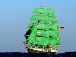3 Mast Bark Alexander von Humboldt 2