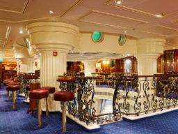 5 Mast Vollschiff Royal Clipper Innenansicht Salon