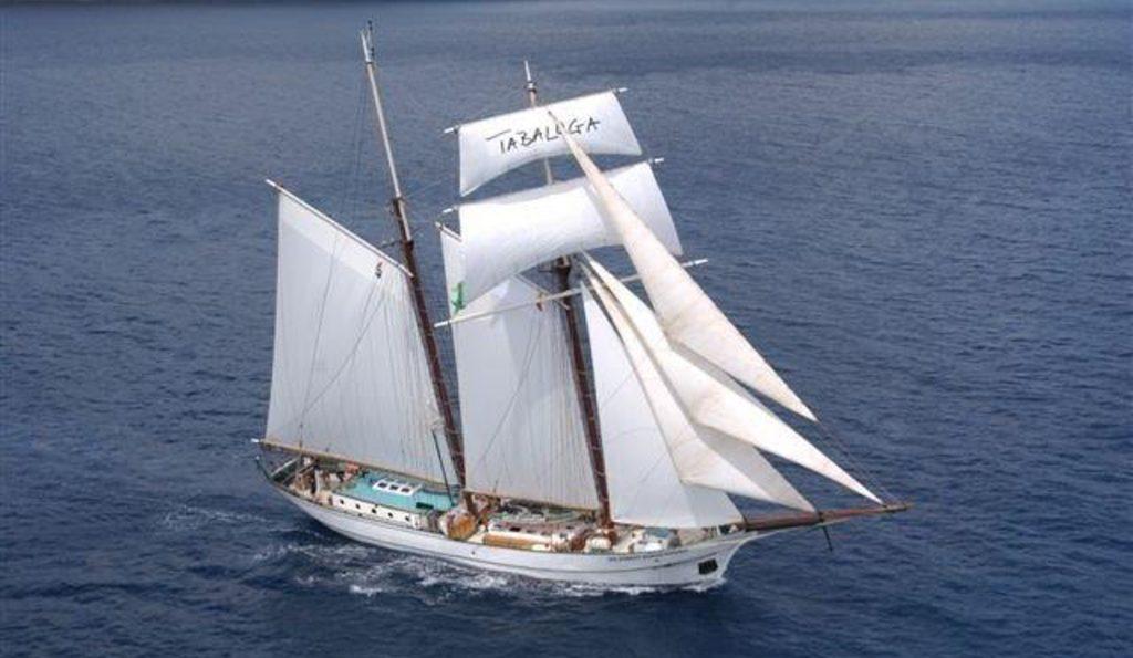 2 Mast Topsegelschoner Sir Robert Baden Powell Steuerbord