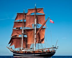 Windjammer Parade | Hamburger Hafengeburtstag | EYE OF THE WIND