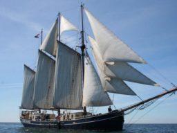 Paradenfahrten | Hafengeburtstag | ALBERT JOHANNES | Mai 19