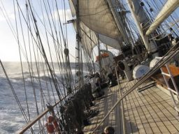 Atlantiküberquerung | Kurs Karibik | STAD AMSTERDAM | Nov. 18