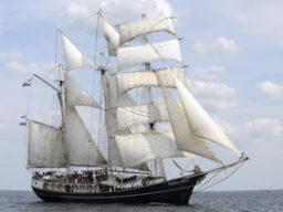 Segelreise Whisky Törn zeigt die Thalassa