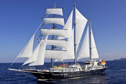 Segelkreuzfahrt | Golf & Sail | RUNNING ON WAVES | 22.09.2019