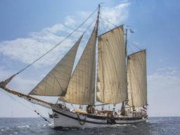 Ostertörn Ijsselmeer zeigt die Zeven Wouden