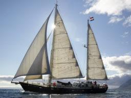 Meilentörn | Island - Holland zeigt die Anne Margaretha