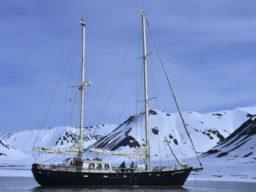 Lofotenreise Bødo - Tromsø zeigt die Anne Margaretha