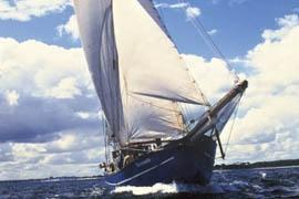 Seereise buchen zeigt die Stortemelk