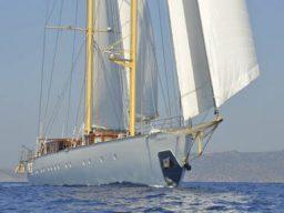 Atlantiküberquerung Segelyacht Chronos