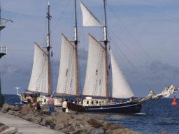 Tall Ships Races auf der Albert Johannes mitsegeln