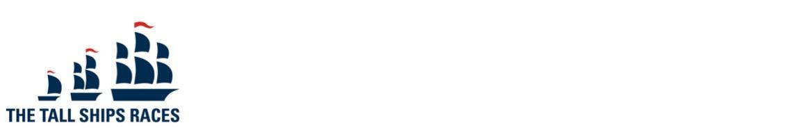 Tall Ships Races mitsegeln Bild zeigt das Logo der Windjammer Regatta