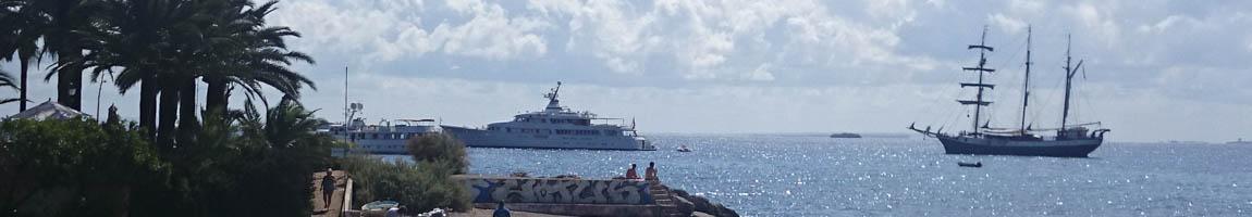 Aktivurlaub Segeln und Radfahren Bild zeigt die Atlantis
