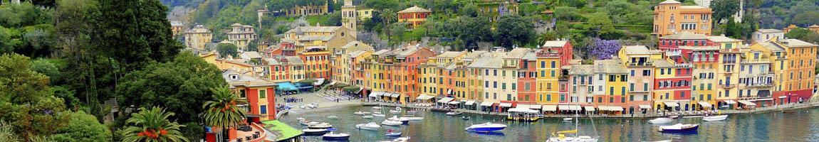 Segeltörn Italien Bild zeigt Cinque Terre