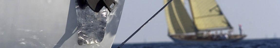 Segeltörn Sigapur Bild zeigt den Anker der Rhea