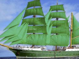 Kanarensegeln Alexander von Humboldt