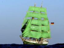 Meilentörns zeigt die Alexander von Humboldt