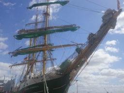 Mittelmeer segeln zeigt die Alex 2
