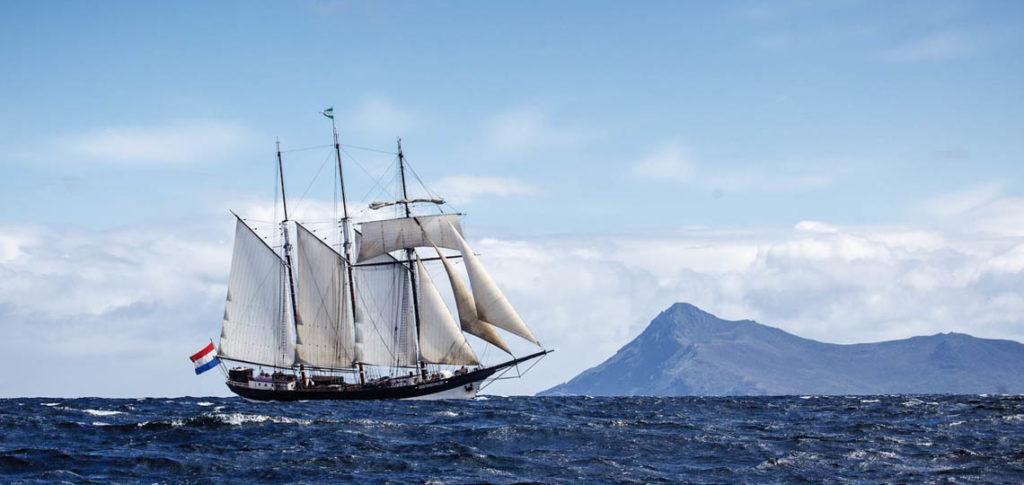 Schiff Oosterschelde