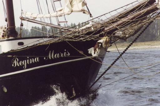 Tiessen Race Bild zeigt die Regina Maris