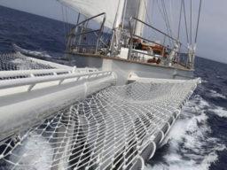 Segeln in der Karibik auf der Rhea