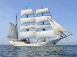 Segeltoerns ab Kiel zeigt die Artemis