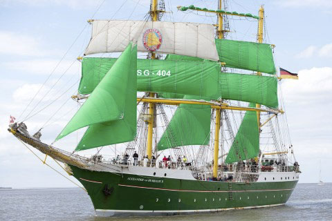 Segeltouren Alexander von Humboldt 2-21