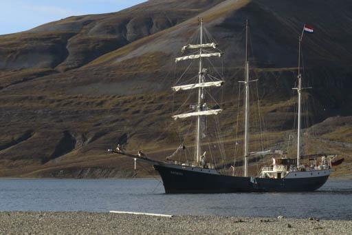Spitzbergen erleben zeigt die Antigua