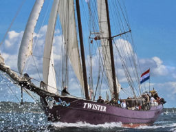Meilenmacher Amsterdam - Hamburg | TWISTER