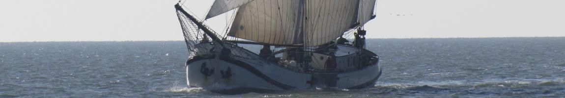 Segelschiff chartern zeigt den Großsegler Jan Huygen