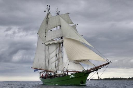 Segelreisen Kanalinseln & Frankreich zeigt die AVATAR