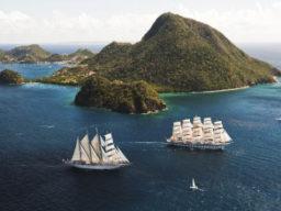 Phuket Singapur zeigt Star Clipper