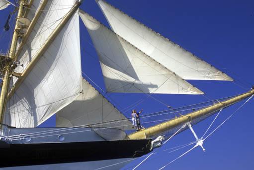 Segelkreuzfahrt Panama Star Flyer