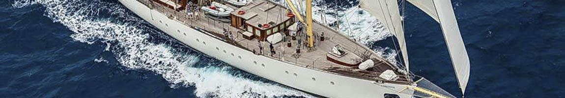 Yachtcharter Segelyachten zeigt die Chronos