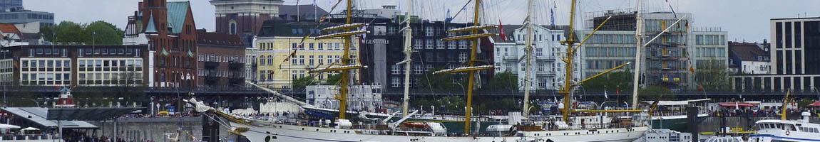Hamburger Hafengeburtstag auf dem Schiff