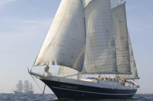 Kurztoerns Nordsee Eendracht