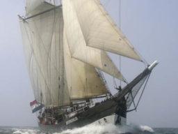 Cruise in Company auf der Oosterschelde