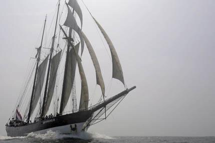 Segelreisen Europäisches Nordmeer zeigt die Oosterschelde
