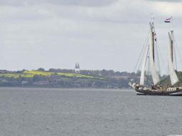 Segelreise Midsommar in Dänemark zeigt die Pegasus