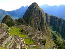Südamerika Kreuzfahrt LE SOLEAL zeigt Machu Pichu