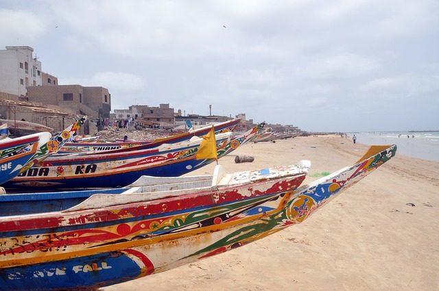 Expeditionskreuzfahrt Suedamerika - Senegal