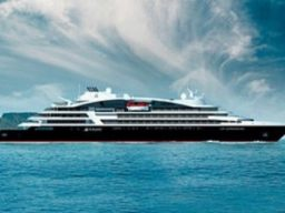 Überführungsfahrten zeigt die Ponant Yacht Le Bellot