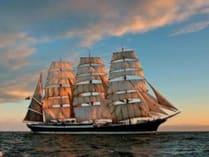 Bild zeigt das Tallship Sedov