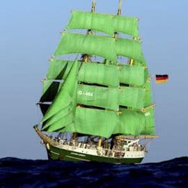 Segelurlaub Kanarische Inseln zeigt die Alex 2