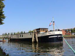 Flußschiff Marylou Steuerbord