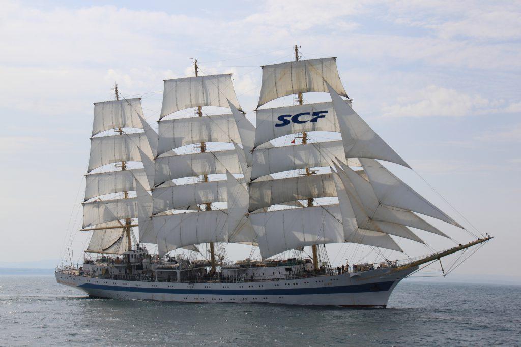 3 Mast Vollschiff Mir
