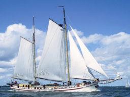 2 Mast Klipper SUCCES, Steuerbord