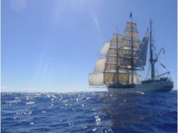 Atlantiküberquerung Bark Europa