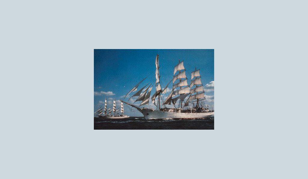 3 Mast Vollschiff